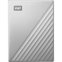 Western Digital My Passport Ultra 2TB USB-C 3.0 silber (WDBC3C0020BSL-WESN)
