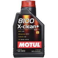 Motul 8100 X-clean 5W-30 1 Liter