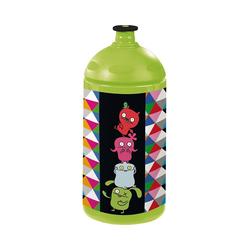 Nici Trinkflasche Trinkflasche Ugly Dolls, 500 ml grün
