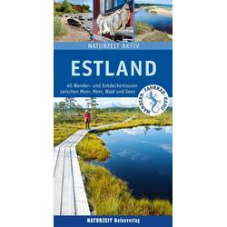 Estland als Buch von Stefanie Holtkamp