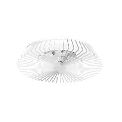 Mantra Deckenleuchte Himalaya LED-Deckenleuchte und Ventilator weiß