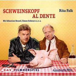 Schweinskopf al dente als Hörbuch CD von Rita Falk