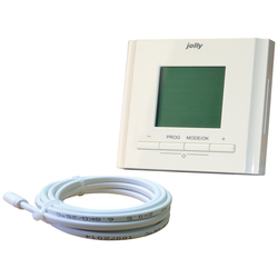 JOLLYTHERM Thermostat Top-Therm, comfort weiß