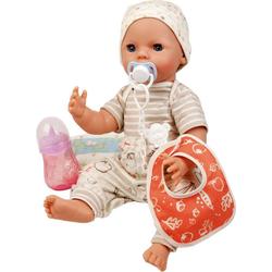 Schildkröt Manufaktur Babypuppe Finn, Made in Germany