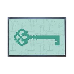 """Fußmatte Fußmatte """"Schlüssel"""" 40x60 cm, ACHOKA®"""