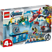 Lego Marvel Super Heroes Avengers – Lokis Rache 76152