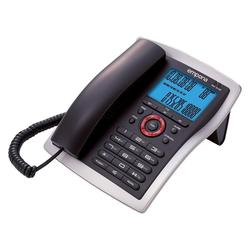 Emporia T14 Festnetz-Telefon schwarz Festnetztelefon