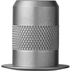 ABUS Bodenhülse BHS550 silber für TSS550