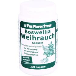 WEIHRAUCH 400 mg Kapseln 200 St.