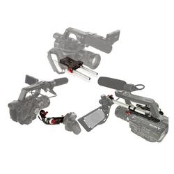 SHAPE FS5BASEKIT - Sony FS5 Baseplate Kit