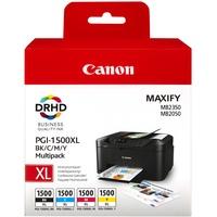 Canon PGI-1500XL CMYK