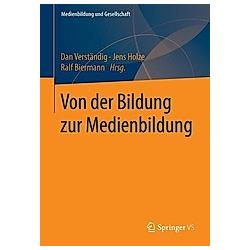 Von der Bildung zur Medienbildung - Buch