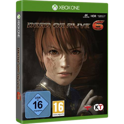Dead or Alive 6 Xbox One USK: 16