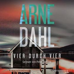 Vier durch vier als Hörbuch CD von Arne Dahl