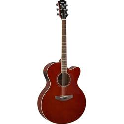 Yamaha Akustikgitarre E-Akustikgitarre CPX600RTB, Root Beer