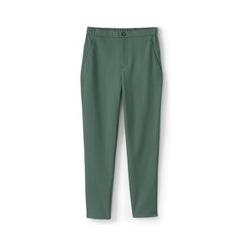 Ponté-Jerseyhose, Damen, Größe: S Normal, Grün, by Lands' End, Eukalyptus - S - Eukalyptus