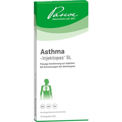 ASTHMA INJEKTOPAS SL Ampullen 20 ml