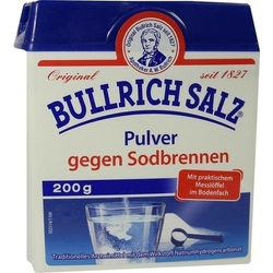 BULLRICH Salz Pulver 200 g