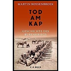 Tod am Kap. Martin Bossenbroek  - Buch