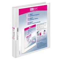 Veloflex 1144190 Präsentationsringbuch Velodur A4, weiß