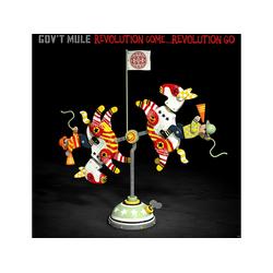 Gov't Mule - Revolution Come...Revolution Go (2CD Deluxe Edt.) (CD)