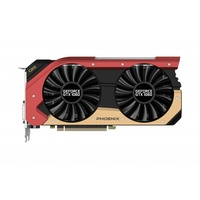 GeForce GTX 1060 Phoenix GS 6GB GDDR5 1620MHz (426018336-3736)