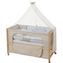 roba® Babybett Room Bed, Tierfreunde, 6-tlg.