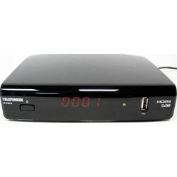 Telefunken TF C-9210 HD-Kabel-Receiver Front-USB Anzahl Tuner: 1