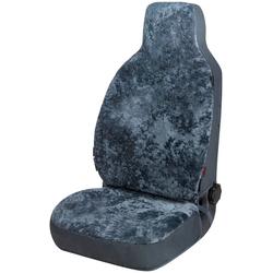 WALSER Autositzbezug Zoya , aus Lammfell grau