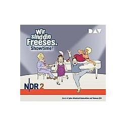 Wir sind die Freeses - Showtime!  3 Audio-CDs - Hörbuch