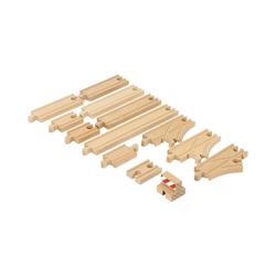 BRIO® Spielzeug-Eisenbahn Schienen Starter Pack B