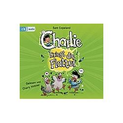 Charlie - 1 - Charlie kriegt die Flatter - Hörbuch