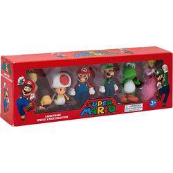 Super Mario Figuren 6er Pack