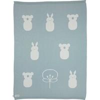Sterntaler® Babydecke Kinni & Kalla, mit Koala und Hase