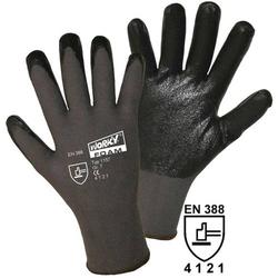 Worky L+D FOAM Nylon-Nitril 1157 Nylon Arbeitshandschuh Größe (Handschuhe): 9, L EN 388 CAT II 1 P