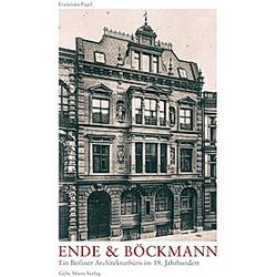 Ende & Böckmann. Franziska Pagel  - Buch
