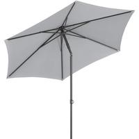 Schneider Schirme Sonnenschirm Sevilla silbergrau