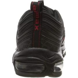 Nike Men's Air Max 97 black/black/university red 41