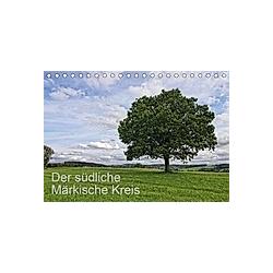 Der südliche Märkische Kreis (Tischkalender 2021 DIN A5 quer)