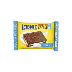 Leibniz Gebäck Keks'n Cream Milk 35990 100 St./Pack.