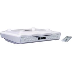 Lenco KCR-150 Küchen-Radio (FM-Tuner, 6 W) weiß