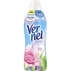 Vernel Wild-Rose Weichspüler Waschen 36 Waschladungen Waschmittel weiche Wäsche