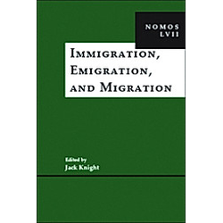 Immigration  Emigration  and Migration - Buch