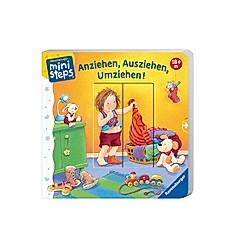 Anziehen  Ausziehen  Umziehen!. Sandra Grimm  - Buch