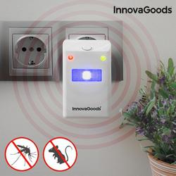 Insekten Nagetier Vertreiber 180m² Stecker Mückenstecker LED Mückenabwehr