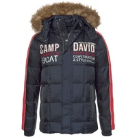 Camp David Steppjacke dunkelblau 3XL
