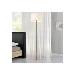 lux.pro Stehlampe, Moss Stehleuchte Design Lampe weiß