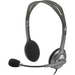 Logitech Headset Logitech H110 (981-000271) Headset