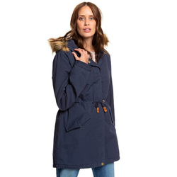 Roxy Parka Sun Goes Down blau XS