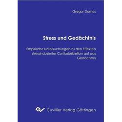 Stress und Gedächtnis: eBook von